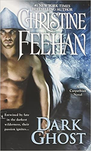 Image result for dark ghost by christine feehan amazon