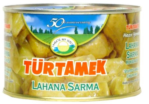 Stuffed Cabbage - 14.8oz (420g)