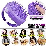 Scalp Massager, 2 Pack Scalp Brush Hair Shampoo