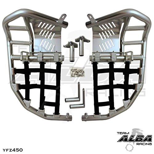 2005 yfz 450 nerf bars - 4