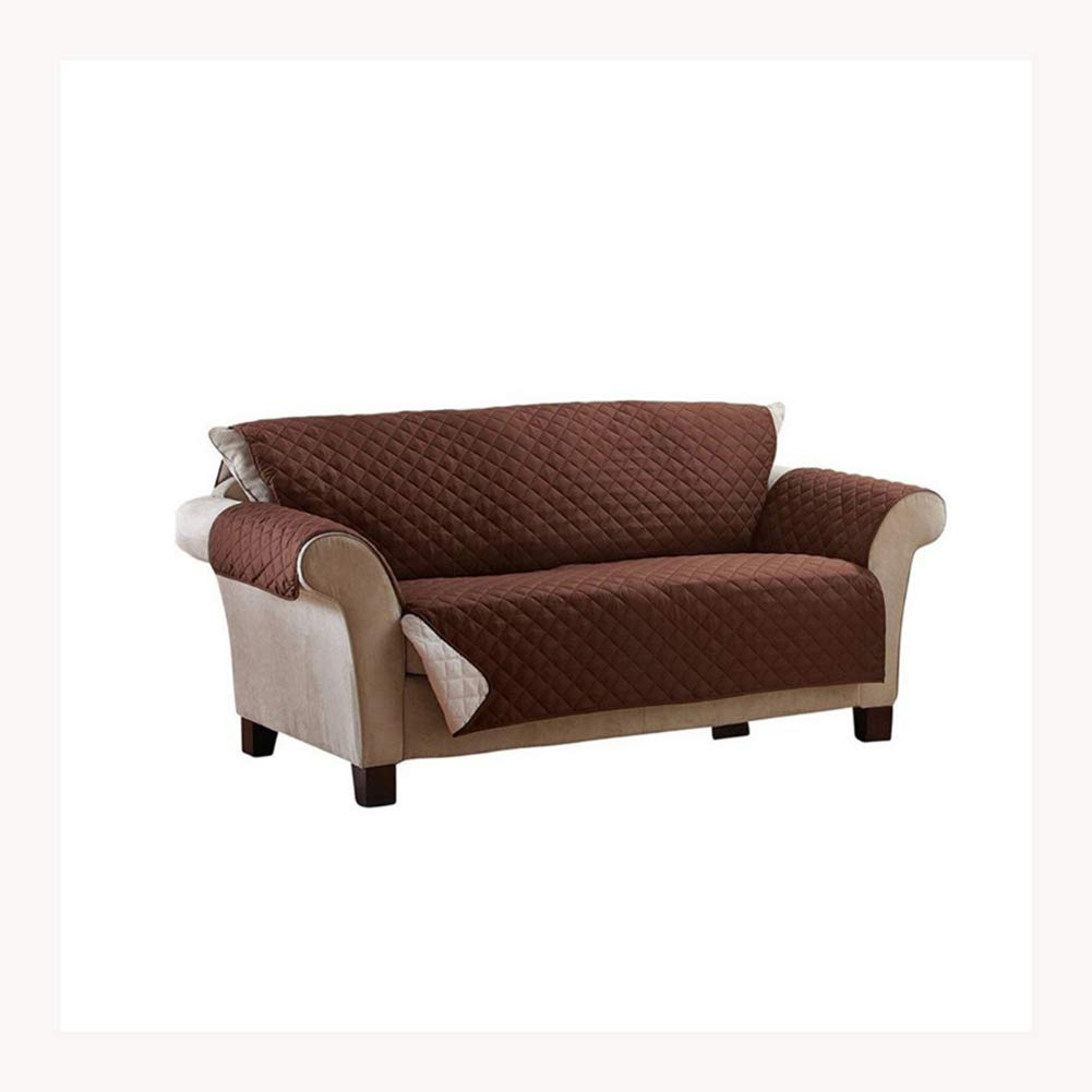 A Large A Large Real Non-Slip Pet Dog Sofa Covers Predectors Water-Repellent Recliner Couch Slipcovers,A,L