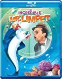 The Incredible Mr. Limpit [Blu-ray]