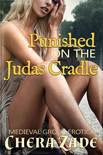 Punished in the Judas Cradle: medieval punishment BDSM (Cradle Double)