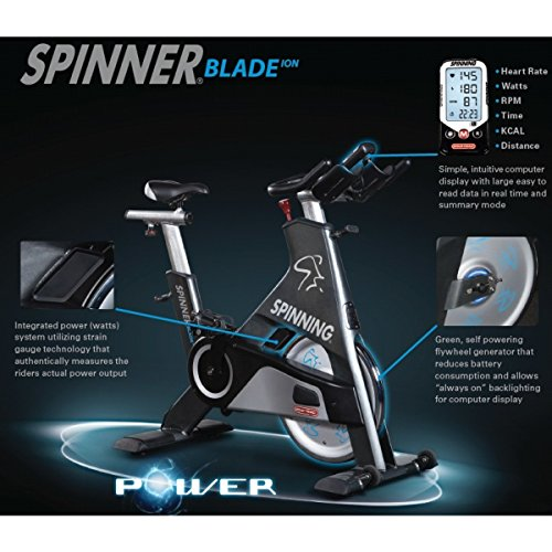 Star Trac Spinner Blade ION Indoor Cycling Bike