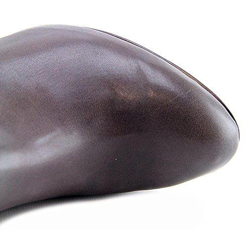 Moda Brookey Punta Cacao Dk Alta Concetti Donne Ginocchio Inc Di Stivali Internazionali Mandorla Delle Di Del Fn0T8wqfU