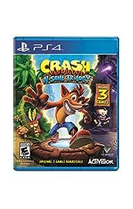 Crash Bandicoot PS4 OYUN