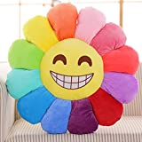 YXCSELL Home Decorating Sunflower pad for Home Office Lumbar Pad and Support Throw Pillow