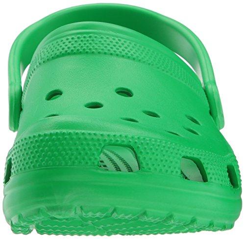 Sabot Classic Crocs 3e8 Adulto grass – Unisex U Green Verde wSECZqFx