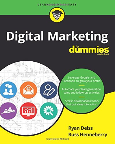 Digital Marketing Dummies Business Personal product image