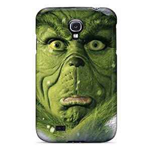 Hot DTL9054WxxU Cases Covers Protector For Galaxy S4- Grinch Christmas