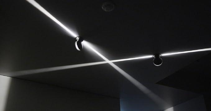 Applique effetto lama di luce con lente ottica toroidale gradi