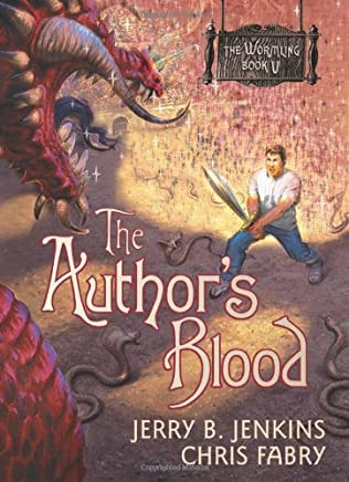 book cover of The Author\'s Blood