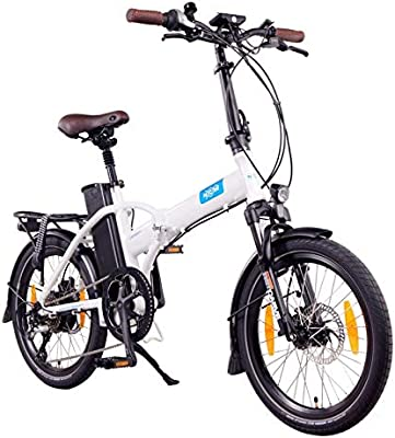 NCM London+ Bicicleta eléctrica Plegable, 250W, Batería 36V 19Ah ...