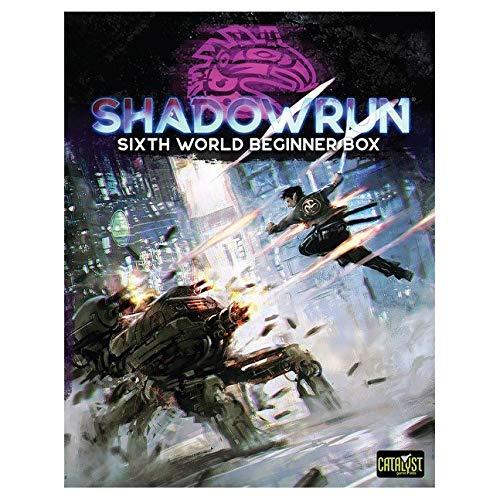 Catalyst Game Labs Shadowrun: Sixth World Beginner Box
