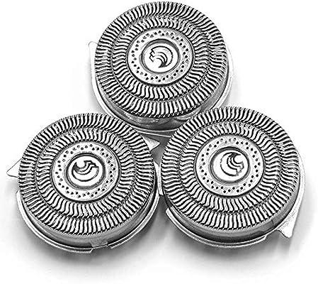 QYHSS Accesorios para Cabezales Repuesto Lámina Giratoria Electrónica Hombres, para Philips HQ8140, HQ9080, HQ9090, HQ9070, PT920, HQ8100, HQ8140, HQ8142, HQ8150, HQ8160, HQ8170 CC: Amazon.es: Hogar