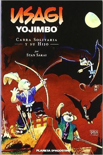 Usagi Yojimbo nº 10: Cabra solitaria y su hijo ...