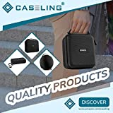 Caseling Hard Case Fits Philips Norelco Bodygroomer BG2040/49 - Skin Friendly, Showerproof, Body Trimmer and Shaver, Bodygroom 7100