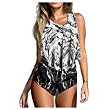 Acilnxm Women's Two-Piece Swimsuits Colo...