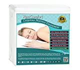 RestComfort Luxury Zippered Encasement Waterproof, Dust Mite Proof, Bed Bug Proof, Hypoallergenic Breathable Six Sided Mattress Protector (Twin, Scratches 9-15'')