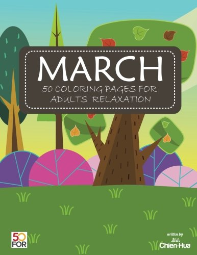 March 50 Coloring Pages For Adults Relaxation ()