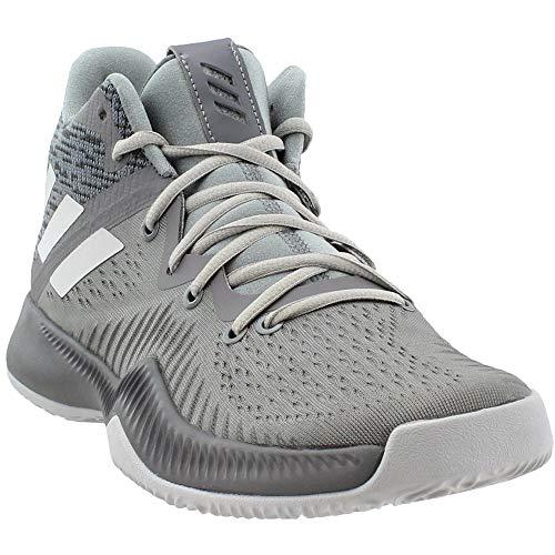 ffc5f5b05 adidas Men s Mad Bounce Grey Three White Grey Four 9 D US