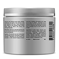 RESURFACING 20% Glycolic Acid Treatment Pads - Reduces ACNE Breakouts, Fine Lines, Wrinkles - 60 Pads