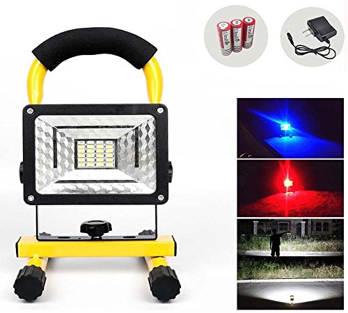 Portable Industrial Flood Lights in Florida - 9