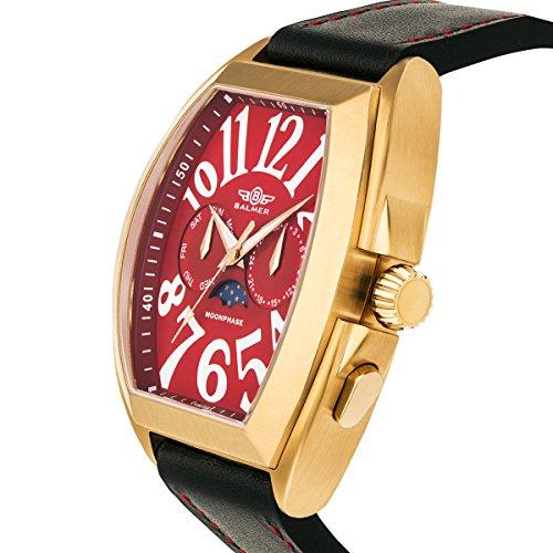 Balmer Cobra Vaughn Men's Swiss Master Calendar watch
