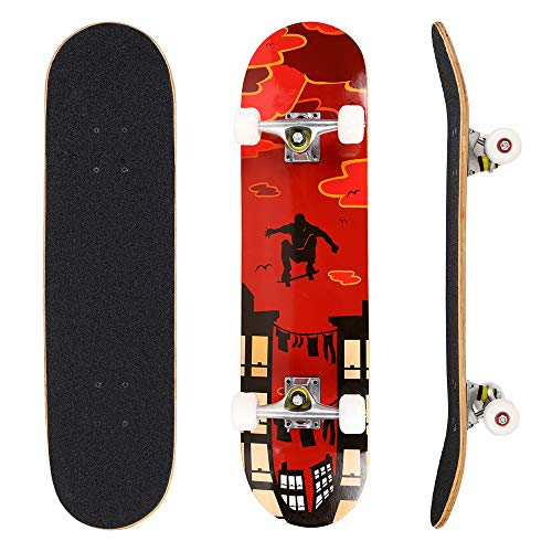 be7a83e2 YUEBO Skateboard 31
