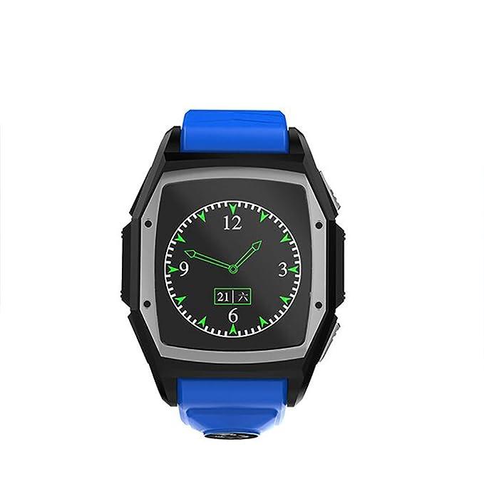 damark (TM) DIGGRO GT68 Bluetooth reloj inteligente deporte reloj teléfono corazón tasa SOS GPS