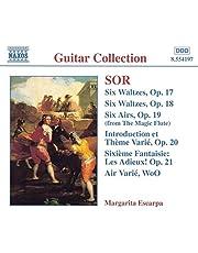 Guitar Music Opp. 17-21