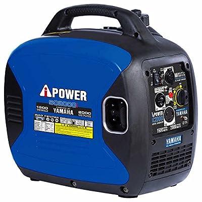A-iPower Yamaha Engine SC2000iV