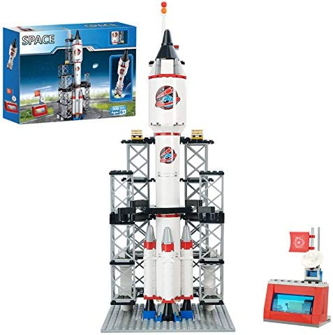 NEW Space Exploration Shuttle Brick Building Playset 231pcs