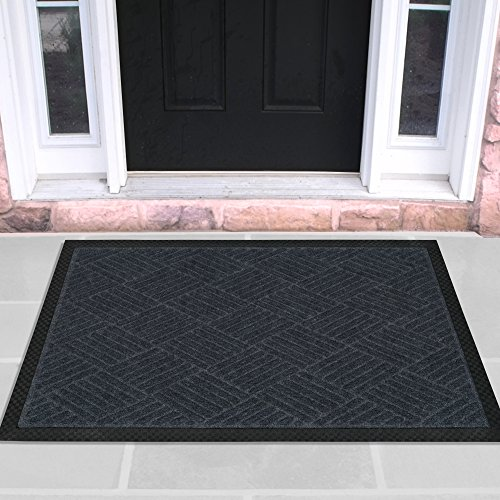 Ottomanson Rubber Collection Doormat, 18
