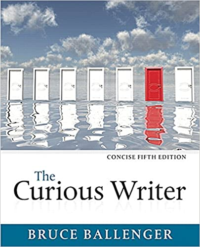 Amazon the curious writer concise edition 5th edition the curious writer concise edition 5th edition 5th edition fandeluxe Images