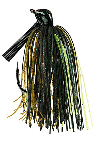 TG Skipping Jig 3/8 oz. Texas Craw (Best Jig For Skipping Docks)