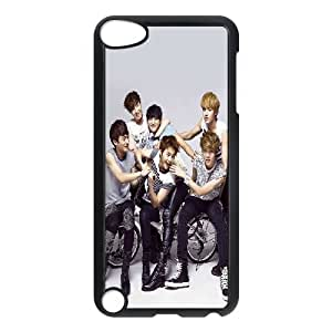 South Korea band EXO Poster Hard Plastic phone Case Cover+Free keys stand FOR Ipod Touch 5 XFZ436153