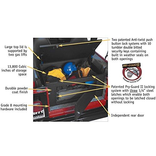 Tuffy 046-01 Cargo Lockbox