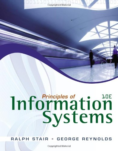 Sea Data Card - Principles of Information Systems (with Online Content Printed Access Card)