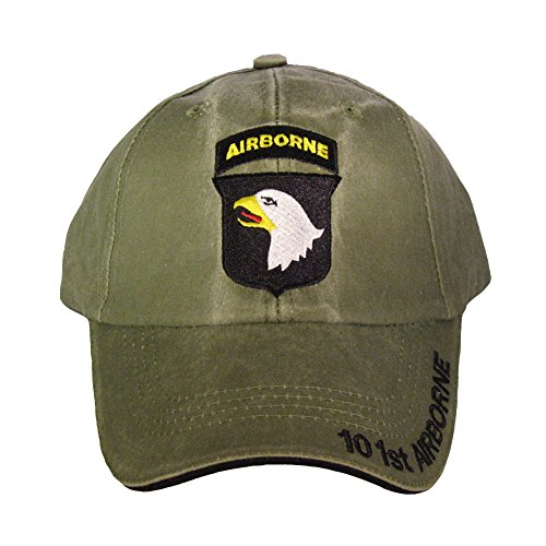 Armed Forces Depot 101st Airborne Division Cap. OD Green