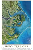 Outer Banks, NC from Space0169;Spaceshots Art Poster Print, 24x37