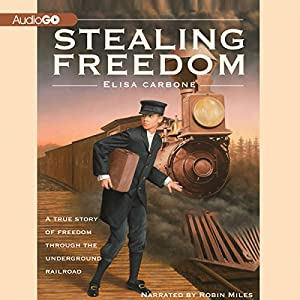 Stealing Freedom Audiobook