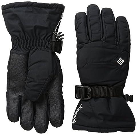 Columbia Youth Whirlibird Gloves, Black, Medium