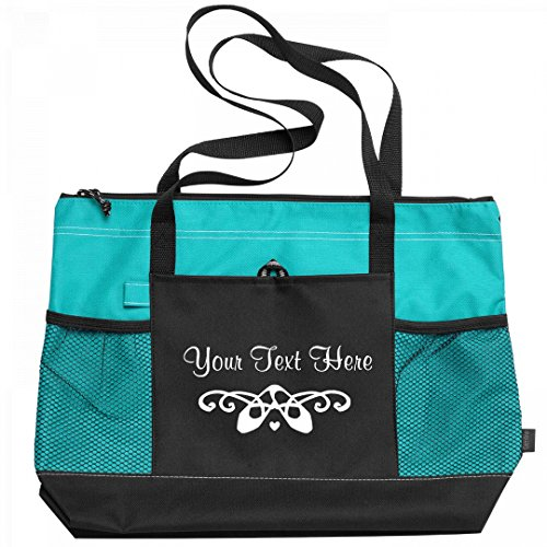 Turquoise Bag And Shoes - 9