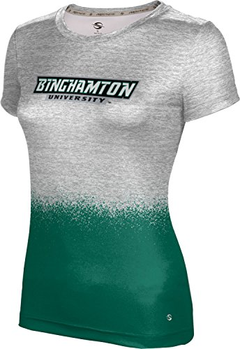 ProSphere Binghamton University Women's Shirt - Spray Over (X-Large)