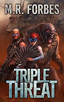 Triple Threat (Justice of the Covenant Book 1) by [Forbes, M.R.]