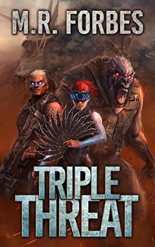 Triple Threat (Justice of the Covenant Book ()