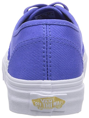 gold Vans 42 Authentic ld Eu Baskets Adulte Pop Slim Mixte Twil T U Bleu Mode HtFtqwp