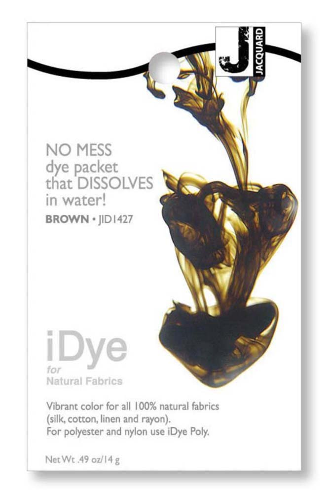 Jacquard iDye Fabric Dye-Aztec Gold