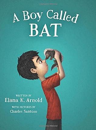 book cover of A Boy Called Bat